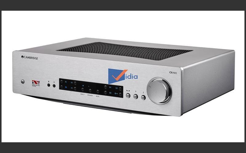 Amply Ster eo Cambridge Audio CXA80