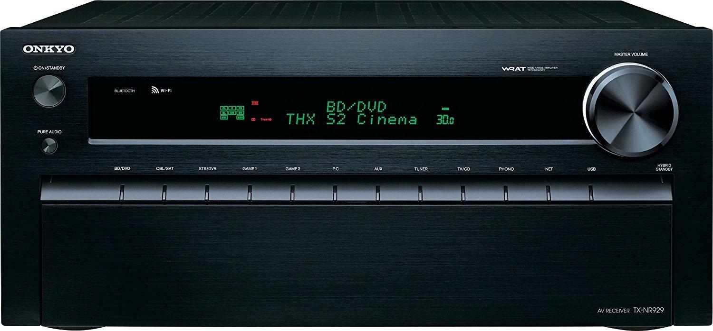 Amply Onkyo AV Receiver TX-NR929