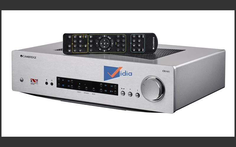 Amply Stereo Cambridge Audio CXA80