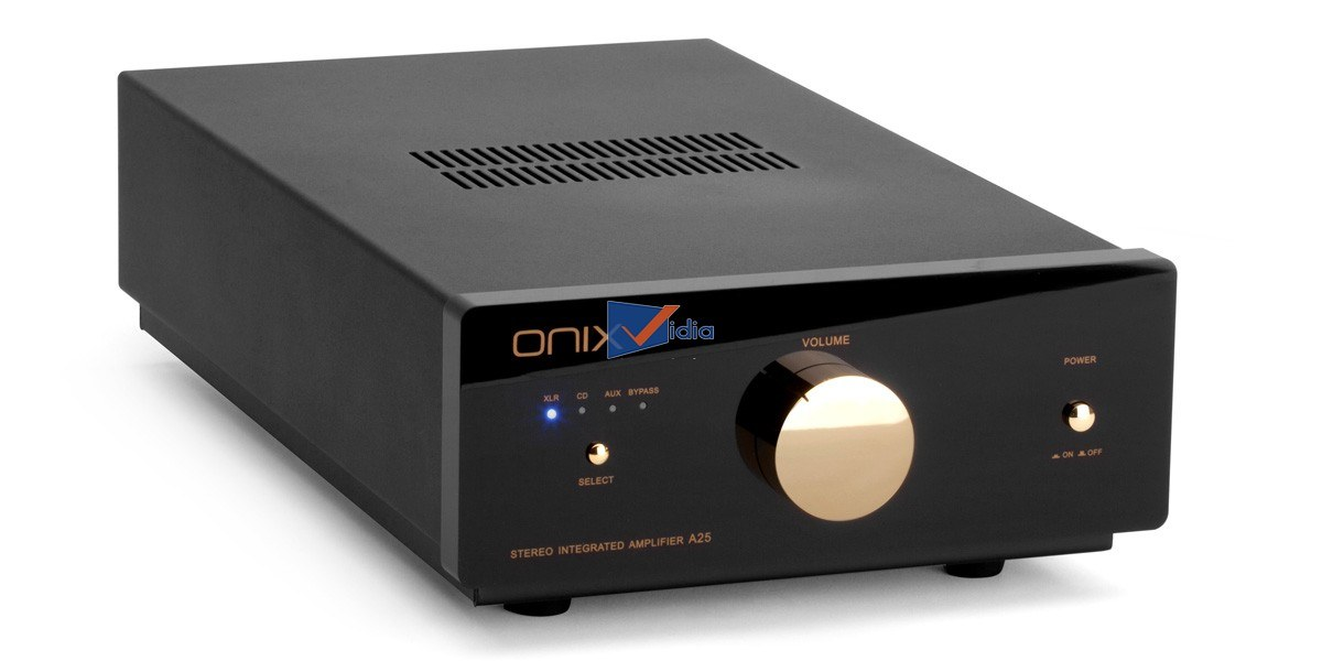 Amply Stereo ONIX A-25