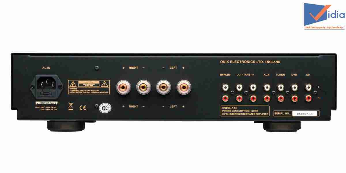 Amply Stereo ONIX A-65