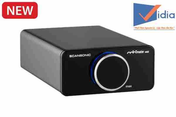 Amply Stereo Scansonic A200