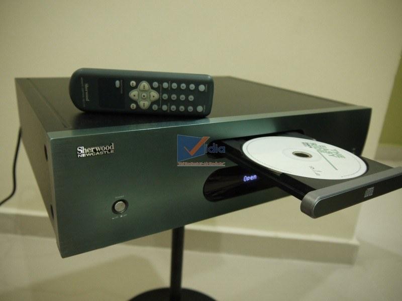 CD SH ERWOOD CD-772