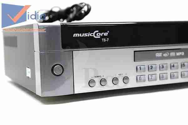 MusicCore TSS-7 Smart