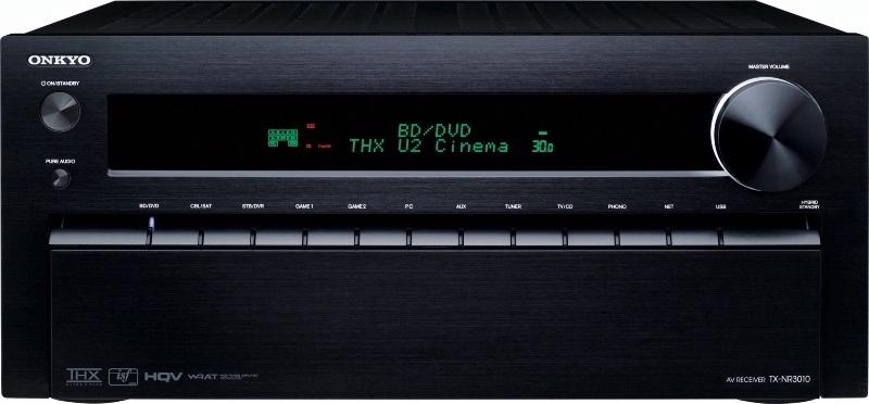 ONKYO AV Receiver TX-NR3010