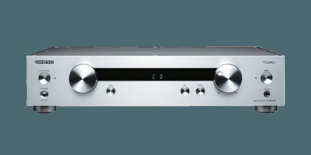 Hi-Fi Seri Preamplifier P-3000R
