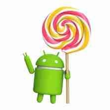 HE DIEU HANH ANDROID Android 5.1 Lollipop cUa Google