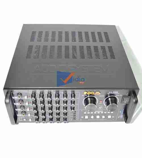 amply karaoke INXUS KA-6800 ra đời với nhiều đặc điểm nổi bật