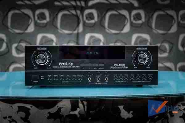 Amply Karaoke ProSing PS-1000