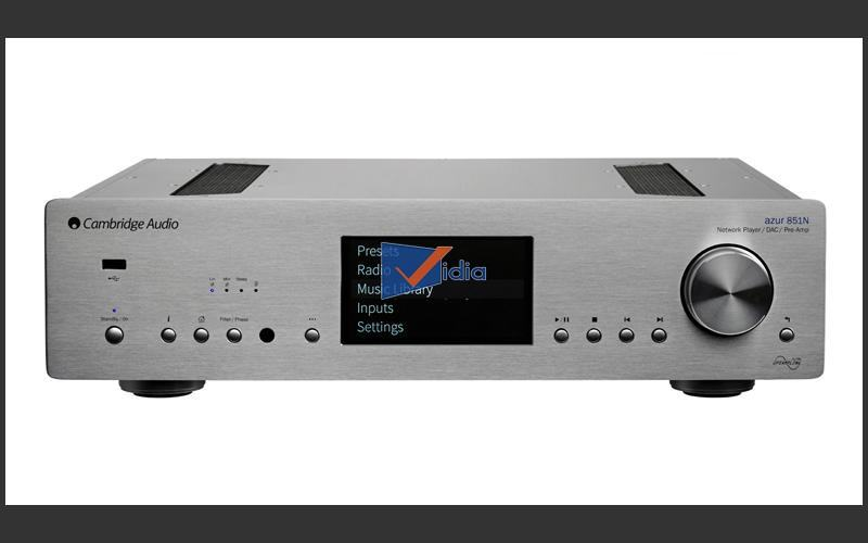 Amply Stereo Cambridge Azur 851N