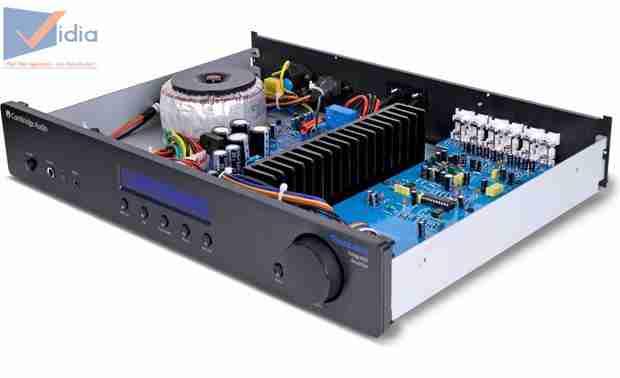 Amply Stereo Audio Cambridge Topaz AM10