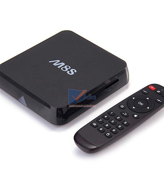 An dro id TV Box M8S