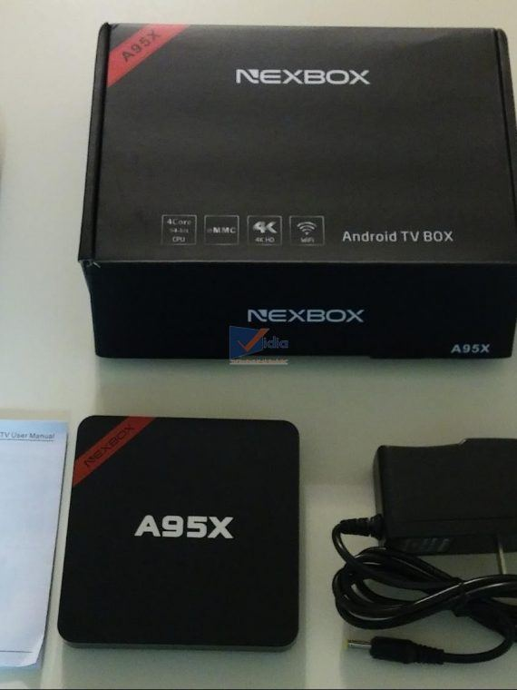 Android TV Box A95X Amlogic S905
