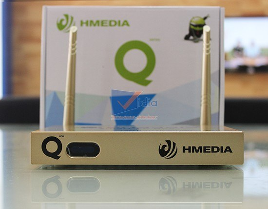 An dr oid TV Box Q9
