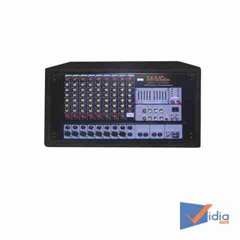 Giao diện chính Mixer âm thanh chuyên nghiệp DaltonXRD-684EQ