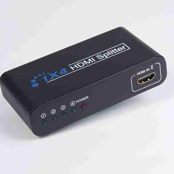 Bộ chia HDMI từ 1 cổng ra 4 cổng