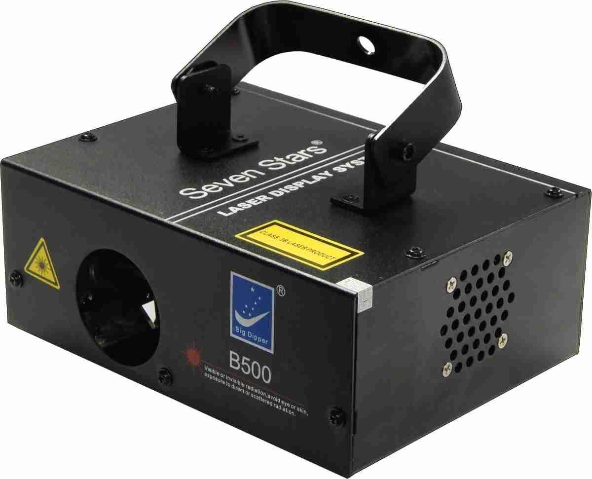 đèn Laser Blue Light B5000 + RGB