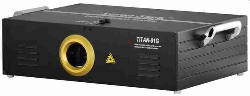 đèn Laser Green Light Titan-01G