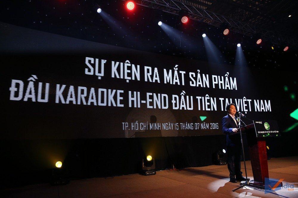 Đột Phá Mới Với đầu karaoke hiend trước tiên Tại Thị Trường Việt Nam