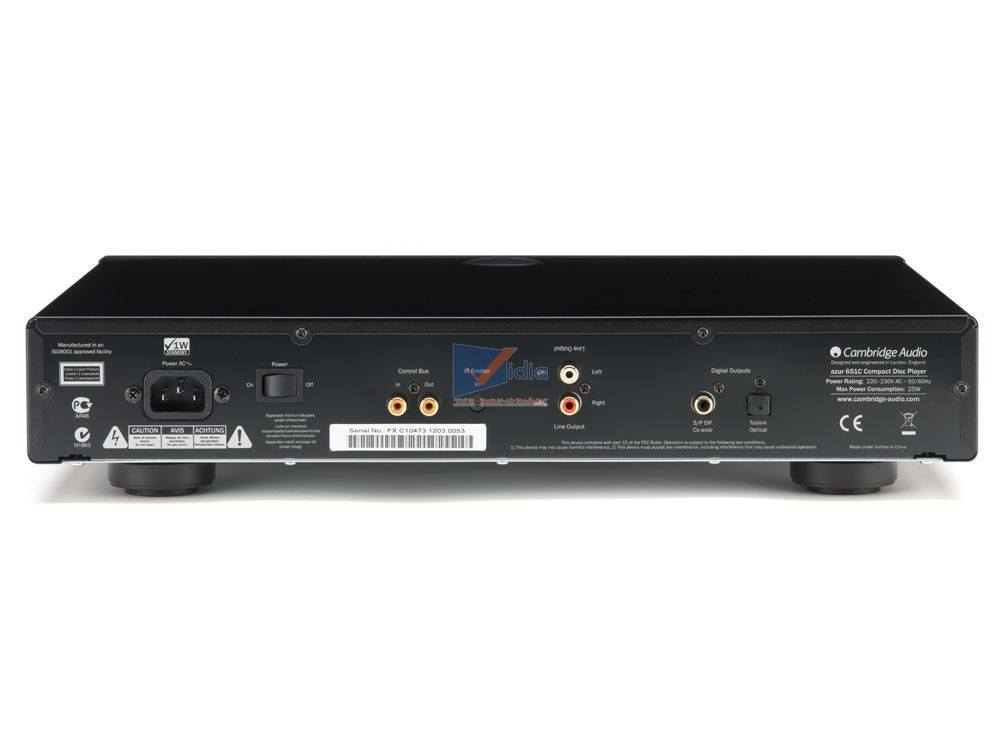 Ca mbridge Audio Azur 651C