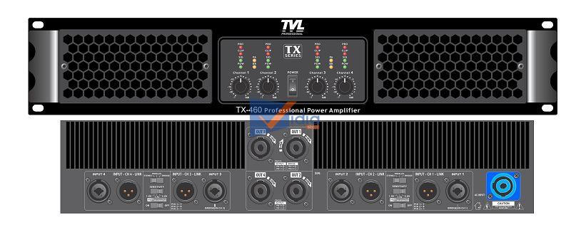 Main Karaoke TVL-TX460