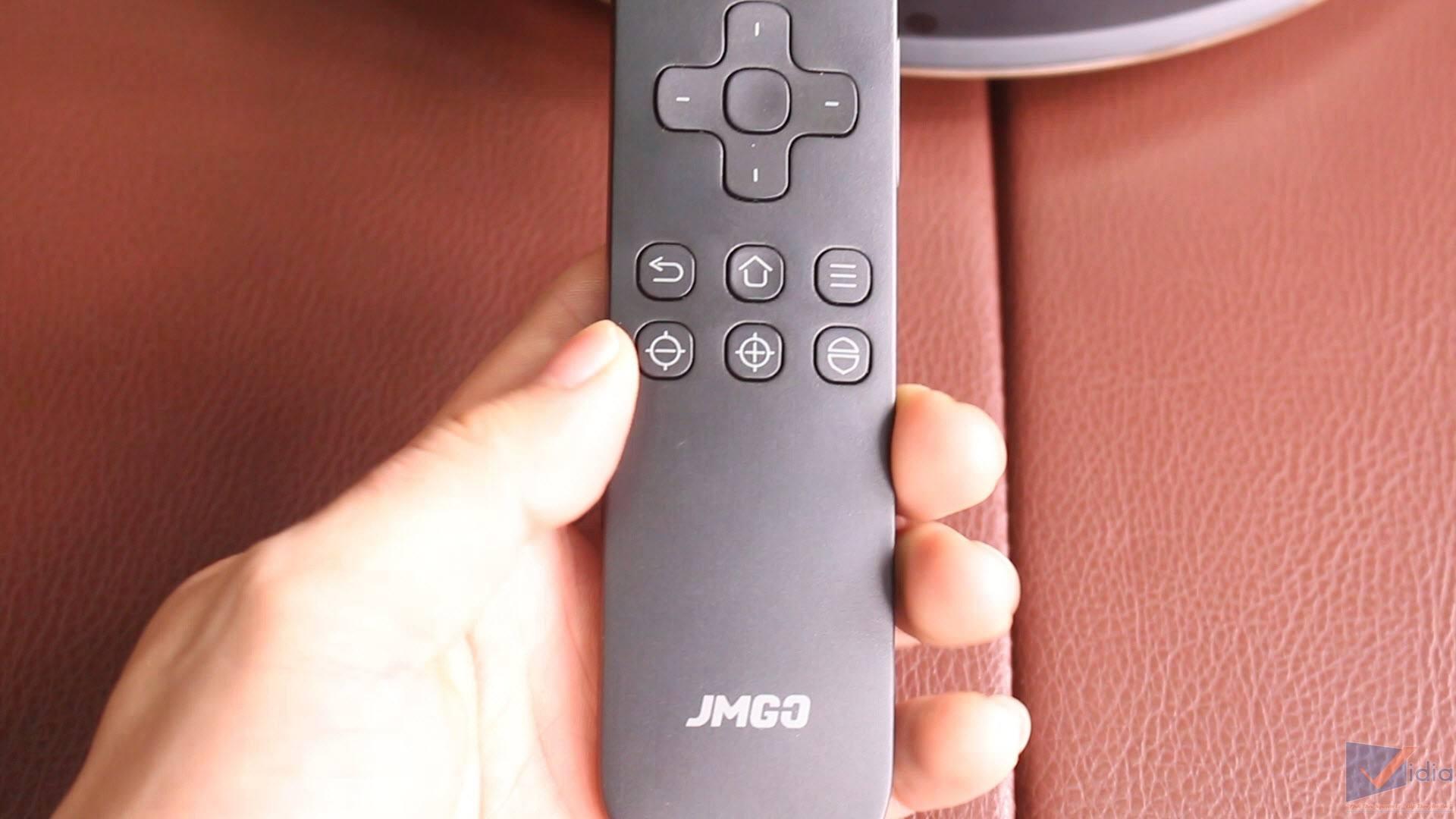 Remote điều khiển thông minh của JmGO G3 Pro
