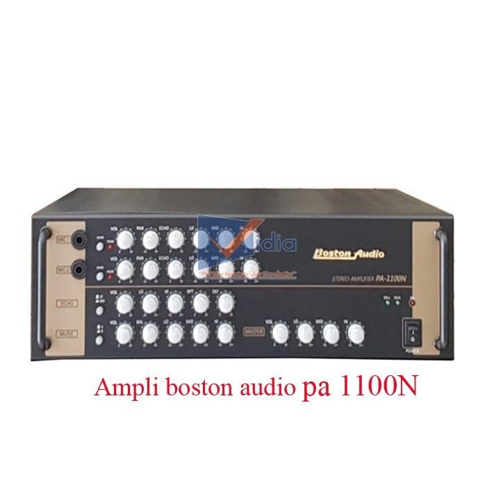 Amply karaoke Boston Audio PA 1100N