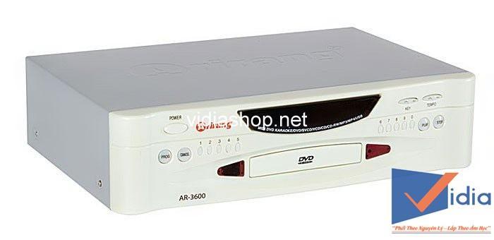 Đầu karaoke 5 số Arirang AR-3600