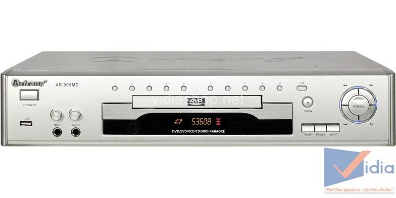 Arirang AR-909MD phù hợp với dàn karaoke gia đình 10 triệu