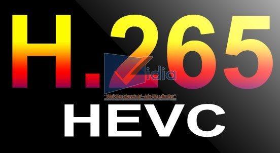Chuẩn nén dữ liều H.265/HEVC