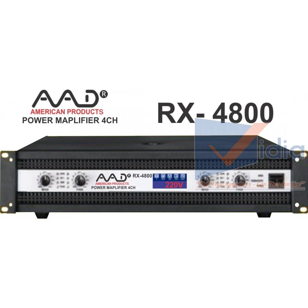 POWER-4CH AAD-RX48001