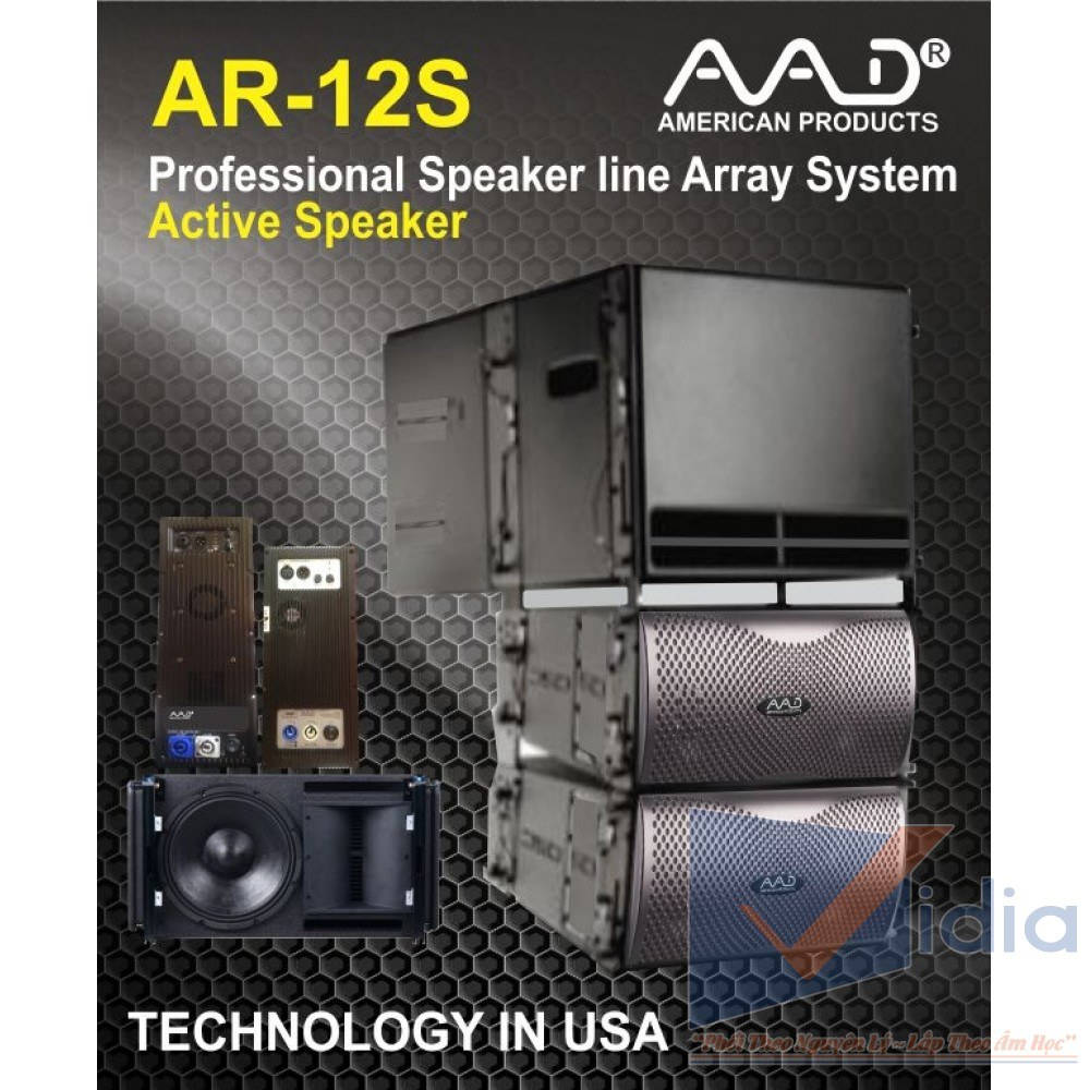 SPEAKER ARRAY AAD AR12S(1)