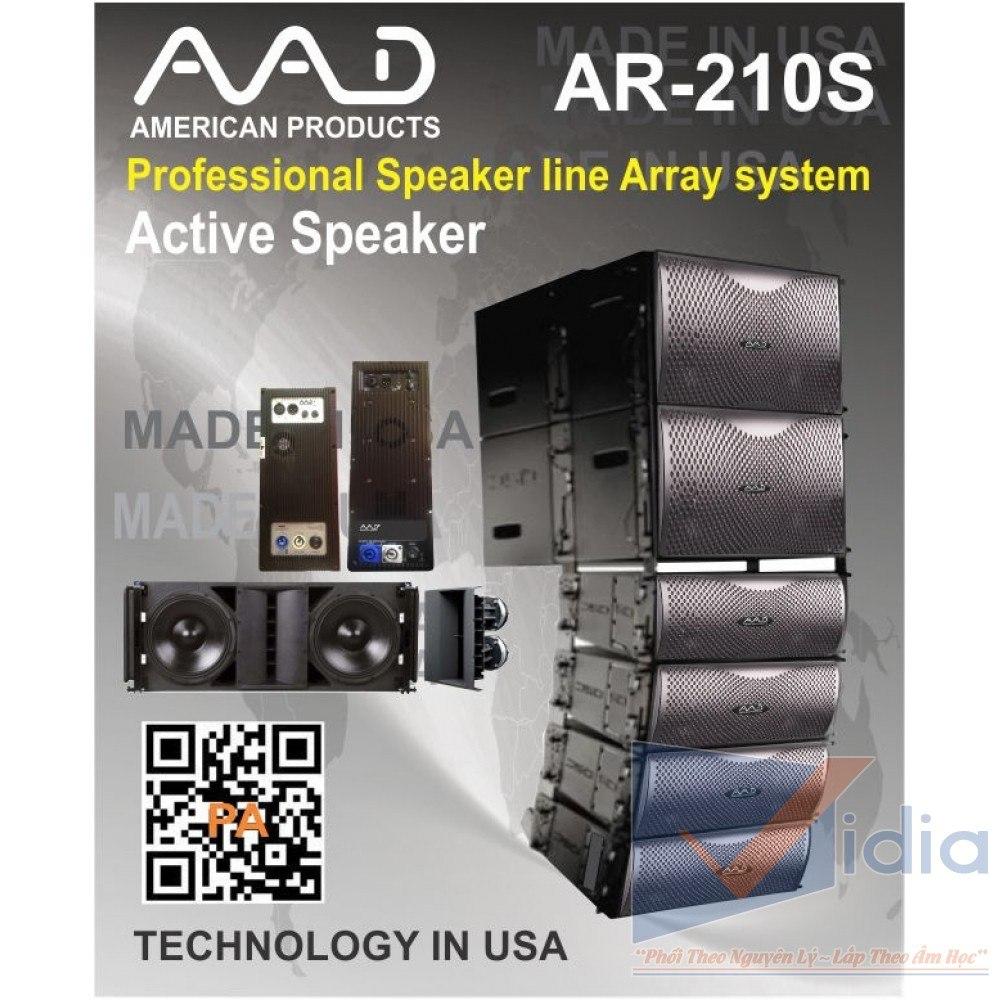SPEAKER ARRAY AAD AR210S(1)