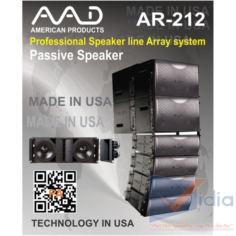 SPEAKER ARRAY AAD AR212