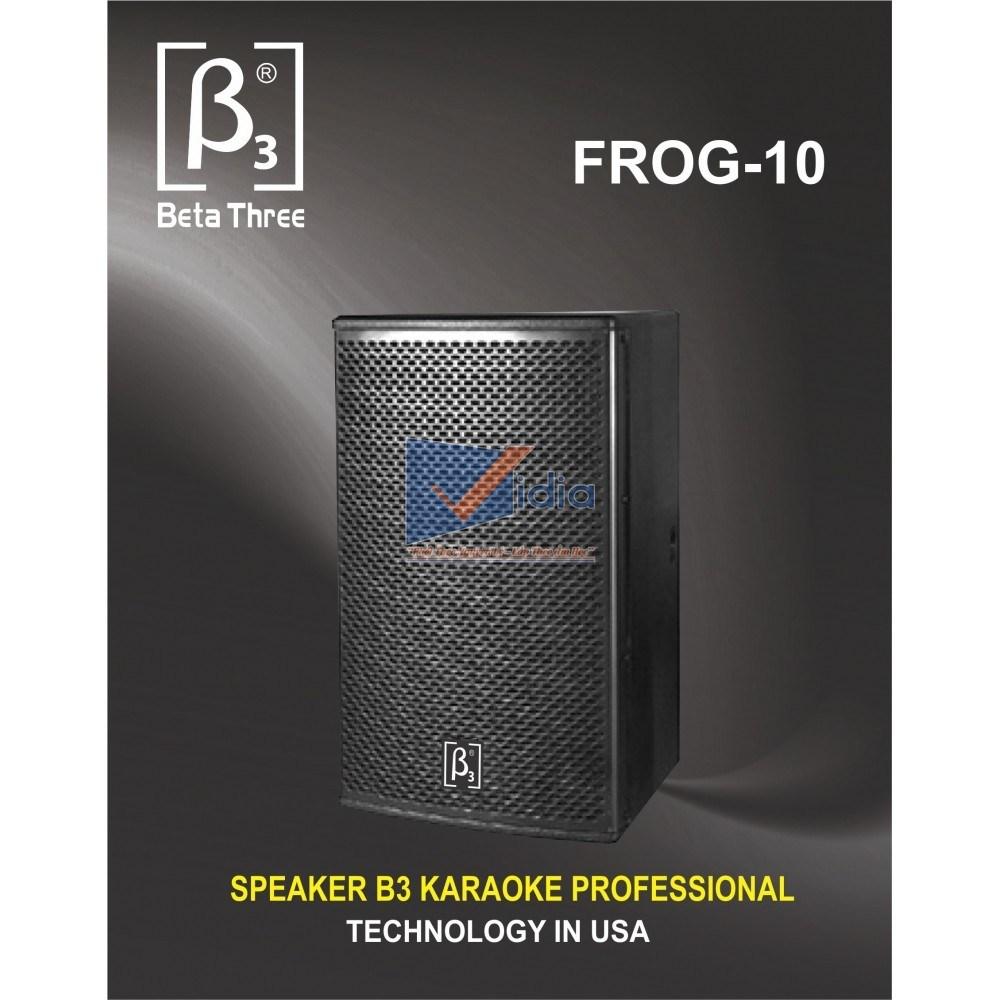Loa Karaoke B3 FROG 10