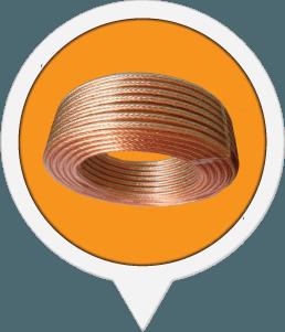 20m dây loa