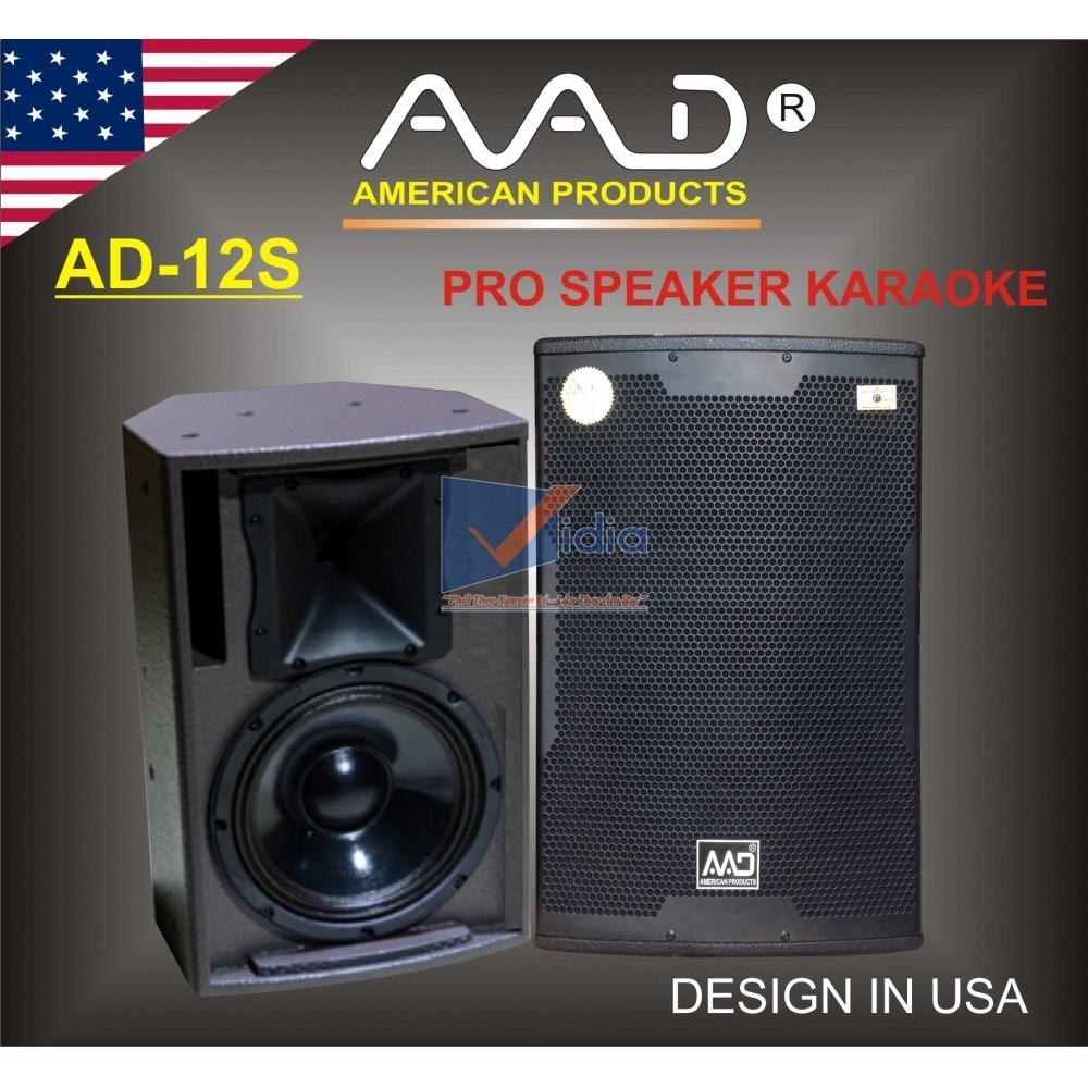 Loa Karaoke AAD-AD12S