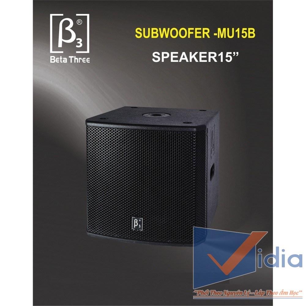 Loa Sub Karaoke B3-MU15B