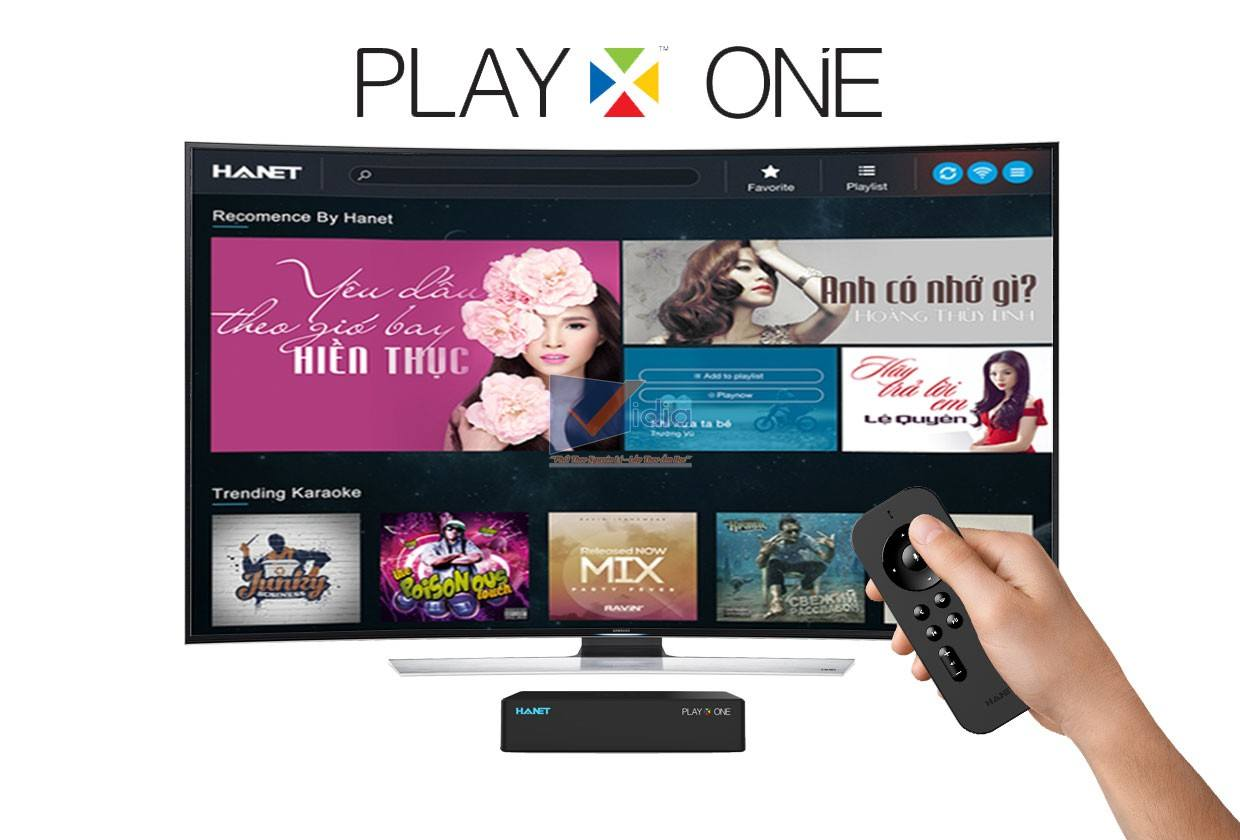 Đầu karaoke Hanet PlayX One Air Edition 4TB