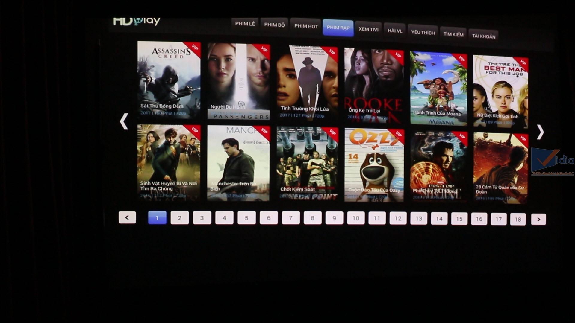kho phim HDPlay