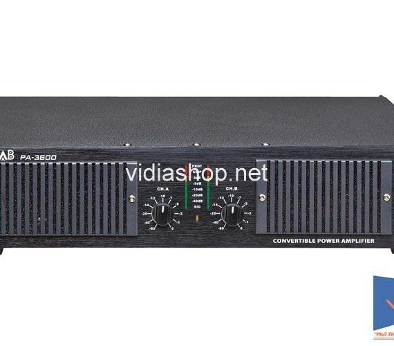 Main karaoke Prolab PA 3600