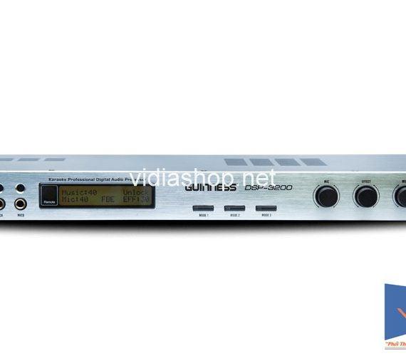 Mixer karaoke Guinness DSP 3200