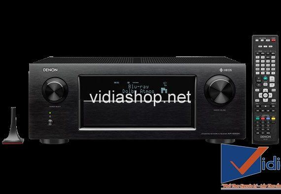Receiver Denon AVR-X6300H