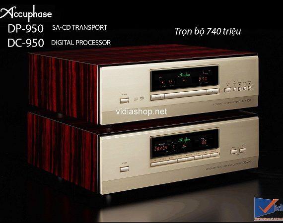 dau cd denonDP-950 va DC-950