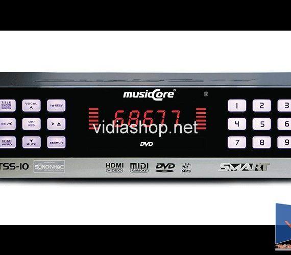 dau karaoke Musiccore TSS 10 Smart