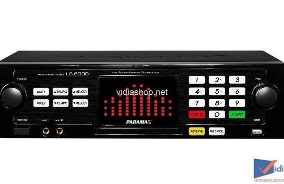 dau karaoke Paramax LS-5000(1)