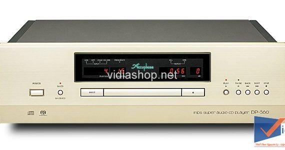 dau phat CD Accuphase DP-560(1)
