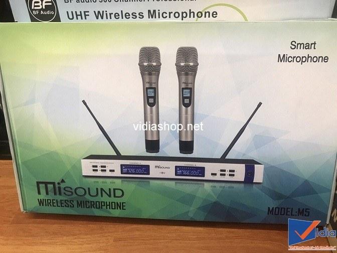 Micro karaoke Misound M5