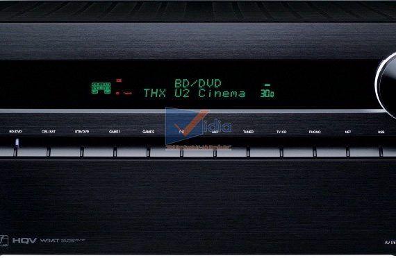 Amply Onkyo AV Receiver TX-NR3010