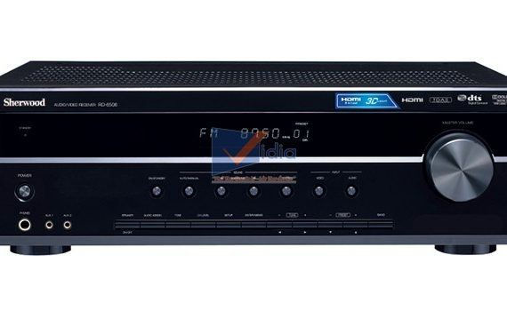 Amply Stereo Sherwood RD-6506